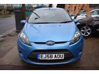 2008 58 FORD FIESTA 1.4 STYLE + AUTO GOOD AND BAD CREDIT CAR FINANCE AVAILABLE
