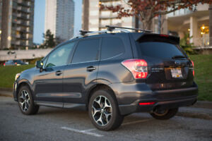 Subaru Forester 2.0XT Limited 2014 Grey w/EyeSight & Multimedia