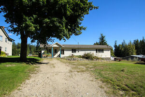 Salmon Arm - Rancher on 0.55 Acres, Close to Little Mountain