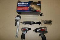 outils électrique et pneumatique .