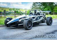 2008 Ariel OTHER BRITISH ATOM 3 SUPERCHARGED 2008 FULLY LOADED AND FACTORY HISTO