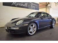 2005 05 PORSCHE 911 3.6 CARRERA 2 2D 325 BHP