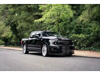 2020 Ford F150 Supersnake Truck Petrol black Automatic