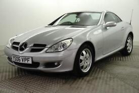 2006 Mercedes-Benz SLK SLK200 KOMPRESSOR Petrol silver Manual
