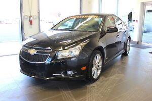 Chevrolet Cruze LTZ Turbo  2012