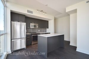 NEW 2BED 2BATH CORNER UNIT WITH PARKING-YONGE/EGLINTON