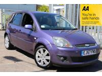 Ford Fiesta 1.6TDCi 2007.25MY Zetec Climate