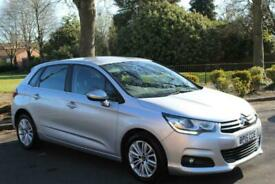 image for Citroen C4 1.6BlueHDi Flair, full service history, free road tax