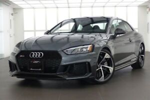 2018 Audi RS 5 quattro 8sp Tiptronic
