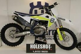 HUSQVARNA FC 450 2021 MOTOCROSS BIKE BRAND NEW