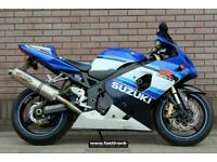 SUZUKI GSXR 600 - NATIONWIDE DELIVERY - VIDEO TOURS AVAILABLE
