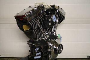 2014 Harley Davidson Street Glide motor