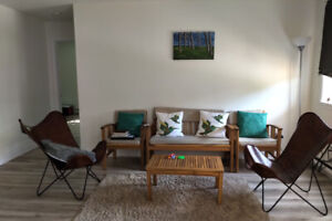 Bright  2 bedroom with balcony for  July 1st