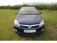 2005 Vauxhall Astra 1.8 i 16v SRi Sport Hatch 3dr