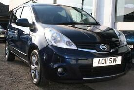Nissan Note 1.5dCi ( 86ps ) E5 2011MY N-TEC