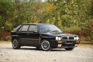 1990 Lancia Delta HF Integrale Turbo AWD 16V