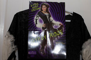 HALLOWEEN ADULT COSTUME: GYPSY ROSE