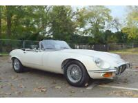 1973 Jaguar E-Type Convertible Petrol Automatic