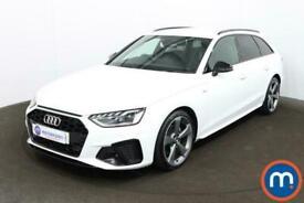image for 2020 Audi A4 40 TFSI Black Edition 5dr S Tronic Auto Estate Petrol Automatic