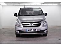 2015 Hyundai i800 CRDI SE Diesel silver Automatic