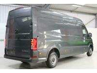 NEW 2020 LONG WHEELBASE LWB 140 MAN TGE VW CRAFTER VOLKSWAGEN SILVER GREY
