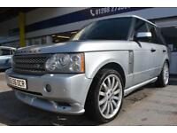 GOOD CREDIT CAR FINANCE AVAILABLE LAND ROVER RANGE ROVER 3.6TD VOGUE OVERFINCH