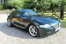image for 2007 (57) BMW Z4 3.0 SI SPORT 2DR MANUAL COUPE WARRANTIED LOW MILEAGE FSH
