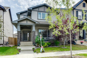 NE YEG 1700 SqFt 3 Bed 2.5 Baths w/ Dbl Garage. Kids Walk to Sch
