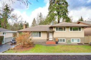 4 bedrooms house - Burnaby