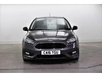 2016 Ford Focus ZETEC S TDCI Diesel grey Manual