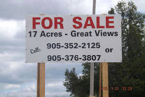 17 ACRES FOR SALE