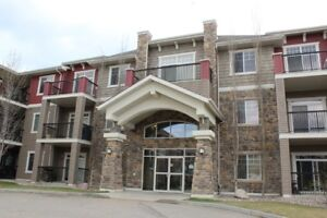 3 Bedroom Condo w 2 heated parking stalls S.W. in RiverBend