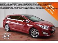 12 Hyundai i40 1.7TD(136ps) Premium-HEATED FRONT & REAR SEATS-REV. CAMERA-S. NAV