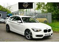 2013 BMW 1 Series 1.6 116I SPORT 3d 135 BHP Hatchback Petrol Manual