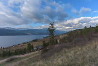 Lot 2 -14091 Barkley Road, Lake Country- Views of Okanagan Lake