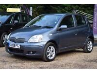 TOYOTA YARIS COLOUR COLLECTION 1.3 VVT-1 5 DOOR, 37,000 MILES ONLY