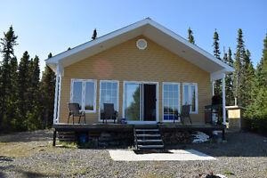 chalet à vendre (seul sur le lac) mont-valin Saguenay Saguenay-Lac-Saint-Jean image 2