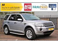 2012 Land Rover Freelander 2.2 SD4 HSE 4X4 5dr Diesel silver Automatic