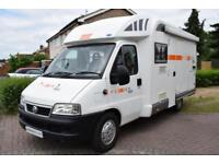 Benimar Perseo 500 Compact Low Profile Coachbuilt Motorhome for Sale Two Berth