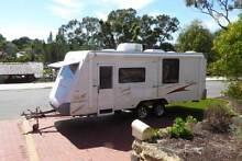 2007 Jayco Stirling Caravan   21.5ft City Beach Cambridge Area Preview
