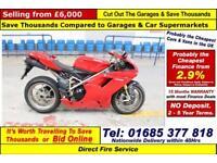 2010 - 10 - DUCATI 1198 S SBK TSE MOTORCYCLE (GUIDE PRICE)