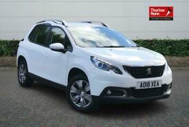 image for 2018 Peugeot 2008 1.2 Active - ONLY 24001 MILES! Hatchback Petrol Manual