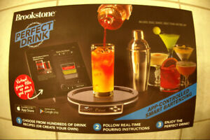 Drink & Cocktail recipe kit (including shaker)