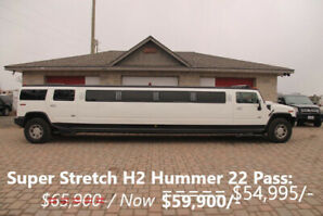 Limousine H2 Hummer, Navigator, Cadillac & Towncar by LimoGuy ca