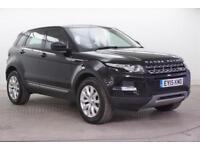 2015 Land Rover Range Rover Evoque SD4 PURE TECH Diesel black Automatic