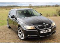 2012/12 BMW 318d Touring Exclusive Edition *** FULL DAKOTA LEATHER *** £30 TAX