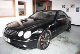 Mercedes-Benz CL500 5.0 auto CL500