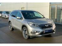 2017 Honda CR-V Ex I-Dtec Estate Diesel Manual