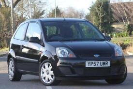 Ford Fiesta 1.25 2007.25MY Style Climate