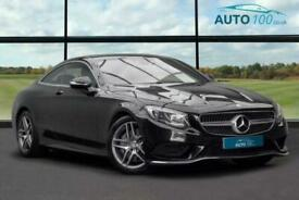 image for 2016 Mercedes-Benz S Class 4.7 S500 V8 AMG Line G-Tronic (s/s) 2dr